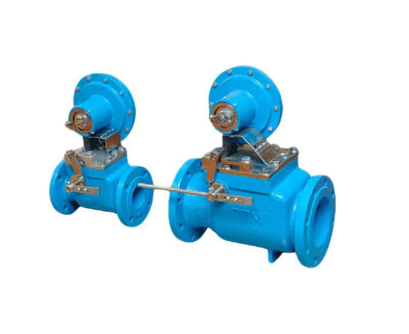 предохранительный запорный клапан по газу