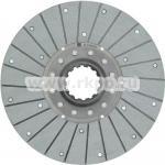 Диск сцепления муфты ВОМ (жесткий диск) 45-1604050 фото 1