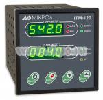 Двухканальный микропроцессорный индикатор ИТМ-120 - фото