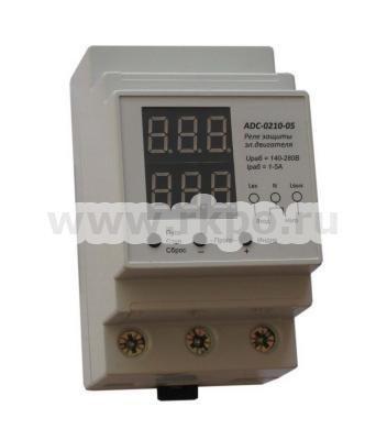 Реле защиты электродвигателей насосов ADECS ADC-0210-05 фото 1