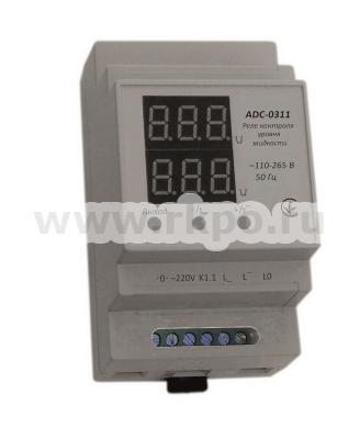 Реле контроля уровня жидкости ADC-0311 фото 1