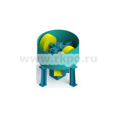Смеситель литейный чашечный Б1110