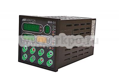 Контроллер микропроцессорный МИК-51 - фото