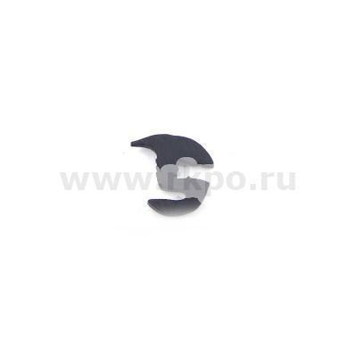 Уплотнитель стекла боковой рамки ЮМЗ 45Т-6704031 (L-2800мм)