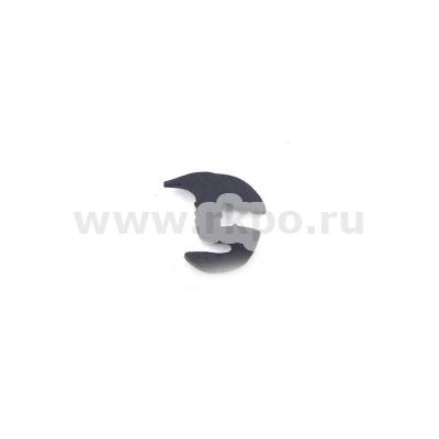 Уплотнитель стекла верхнего дверей ЮМЗ 45Т-6708017 (L-2800мм)