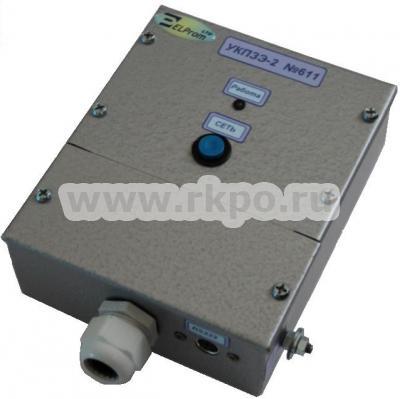 Устройство контроля и повторного запуска эл. двигателя (УКПЗЭ-2) фото 1